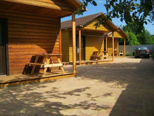 Guest House on Tsvetochnaya 8A