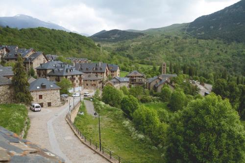 Habitación Doble con vistas a la montaña Hotel Santa Maria Relax 7