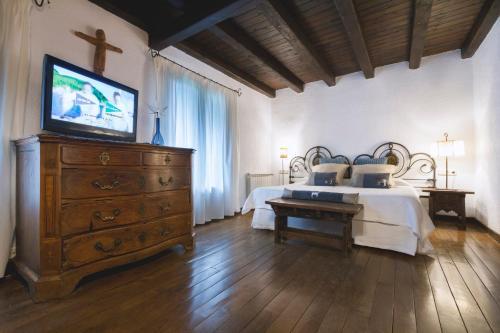 Habitación Doble Deluxe Superior - 1 o 2 camas  Hotel Santa Maria Relax 9