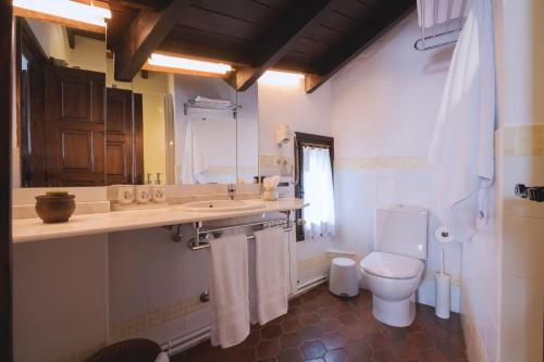 Habitación Doble con vistas a la montaña Hotel Santa Maria Relax 8