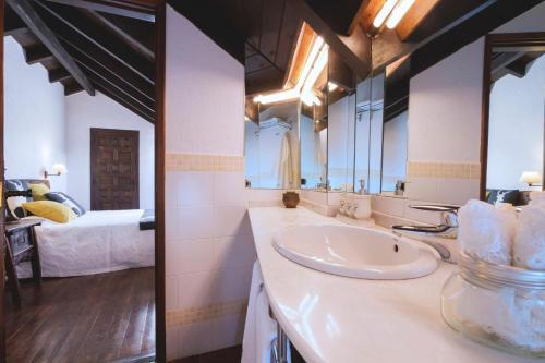 Habitación Doble con vistas a la montaña Hotel Santa Maria Relax 9