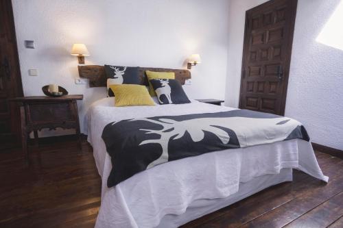 Habitación Doble con vistas a la montaña Hotel Santa Maria Relax 4