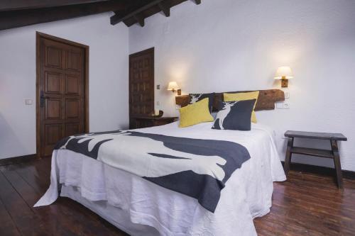 Habitación Doble con vistas a la montaña Hotel Santa Maria Relax 3