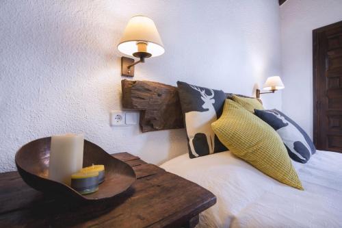 Habitación Doble con vistas a la montaña Hotel Santa Maria Relax 5