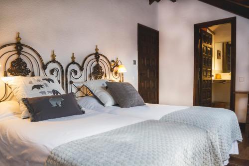 Habitación Doble con vistas a la montaña - 1 o 2 camas Hotel Santa Maria Relax 2