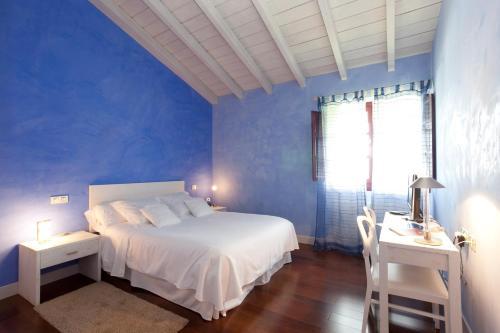 Superior Doppelzimmer Casa Rural Etxegorri 5