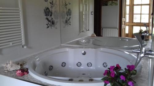 Habitación Doble con bañera de hidromasaje - Uso individual A Casa do Retratista 5