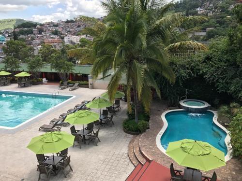 Hotel Honduras Maya, Tegucigalpa