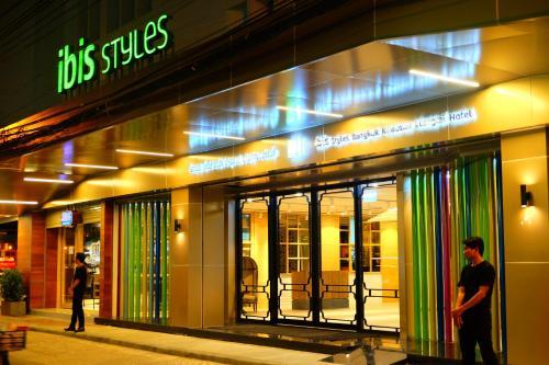 Hotel ibis Styles Bangkok Khaosan Viengtai - 3 of 49