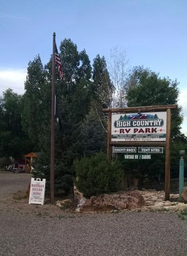 High Country Rv Park