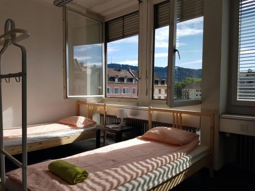 HotelHard Hostel Zürich