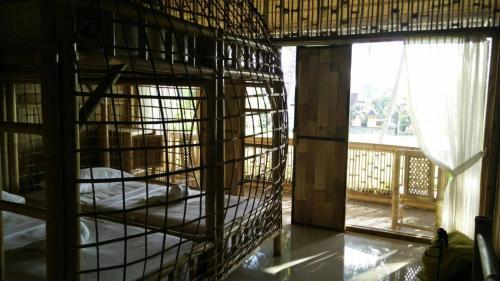 Luxury Bamboo House