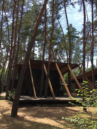 GoodZone Hotel's Forest Villa, Peschanka