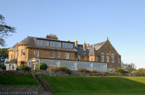 Royal Golf Hotel,Dornoch