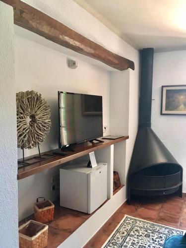 Quadruple Room with Shared Bathroom - single occupancy Mas de Baix 1