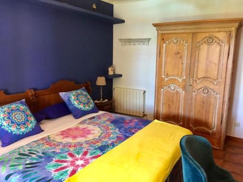 Quadruple Room with Shared Bathroom - single occupancy Mas de Baix 2