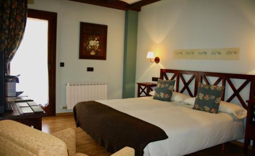 Zweibettzimmer Hotel Casa Arcas 2