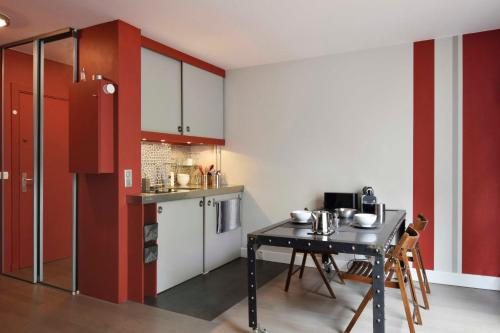 Parisian Home - Appartements Montparnasse