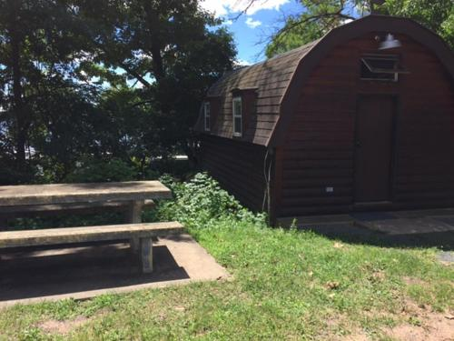 West Point Lodge - Camping Cabin #1