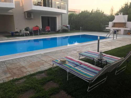 Porto Rafti Apartment