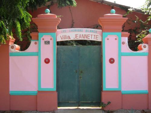 Villa Jeannette, Diego Suarez