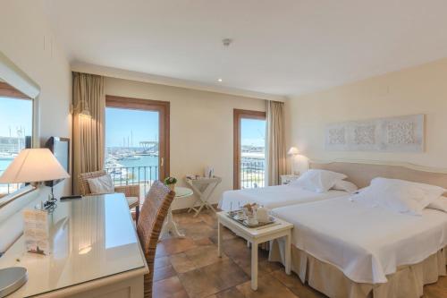 Habitación Doble con vistas al mar - 1 o 2 camas - Uso individual La Posada del Mar 93