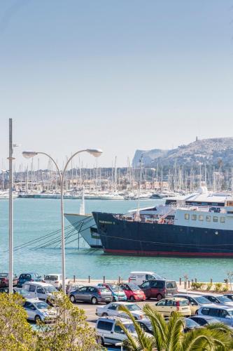 Suite Junior con vistas al mar La Posada del Mar 18
