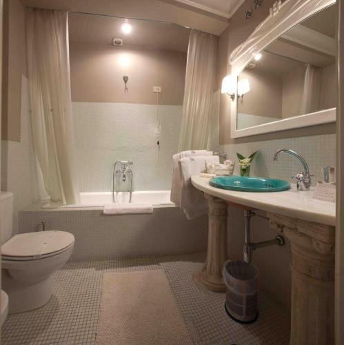 Double Room - single occupancy Pazo de Bentraces 2