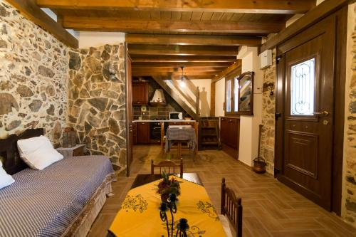 Rustic Cretan Style House