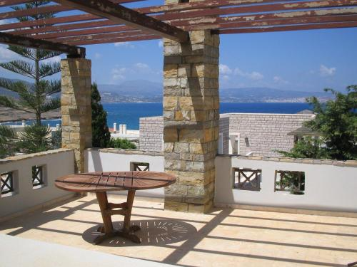 Seafront Maisonette in Sitia