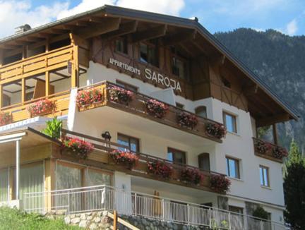 Appart Saroja-Tannleger - Deluxe Apartment mit 2 Schlafzimmern (3-5 Erwachsene)