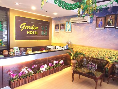 Pontian Garden Hotel, Pontian Kecil