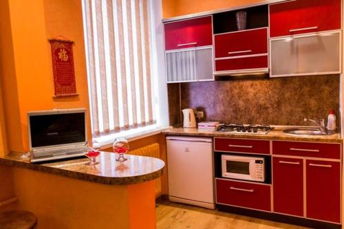Apartment on Internatsionalnaya