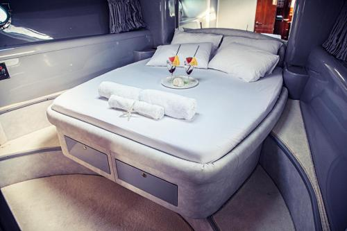 Mykonos Yacht Alfamarine 50ft