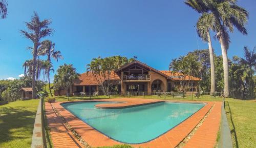 Casa De Campo Helena Da Água Sumida