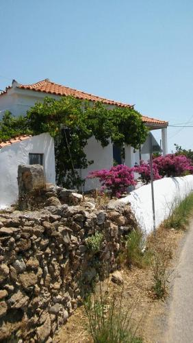 Old traditional house at Potamos