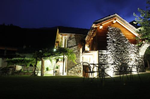 foto Affittacamere Grand Saint Bernard (Jovencan)