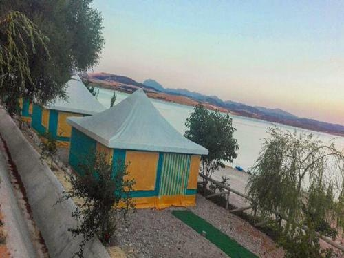 Camping San Jose Del Valle