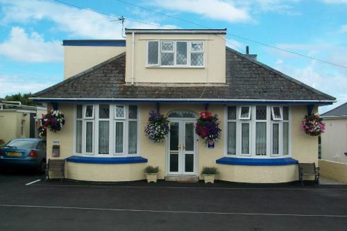 Photo of BlueHaven Hotel Bed and Breakfast Accommodation in Newquay Cornwall
