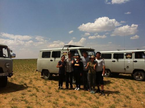 Camel Track Guesthouse, Ulaanbaatar