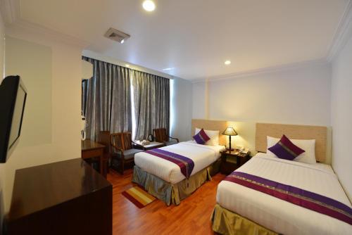 Hotel K Yangon, Yangon