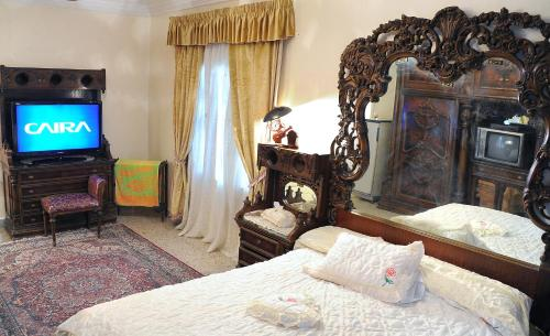 Deluxe Double Room with Balcony (Non Egyptians only)