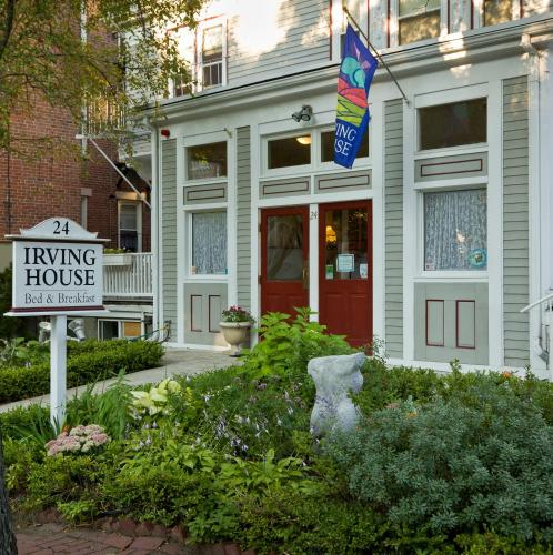 Picture of Irving House at Harvard