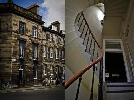 Randolph MacKenzie,Edinburgh