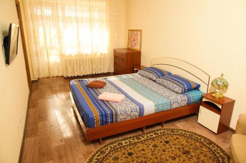 Apartment Prospekt KHIMIKOV 48