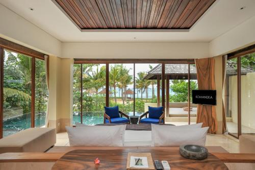 Luxury Offer - Experience Komaneka at Bisma and Komaneka at Keramas Beach