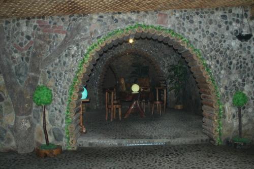 Курортный отель SangarQala