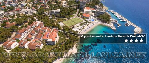Apartments Lavica Beach Dumičić