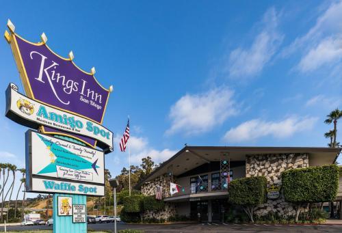 Kings Inn San Diego San Diego Ca United States