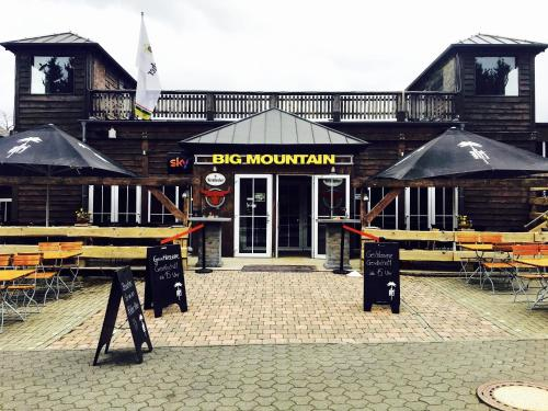 Big Mountain Hostel, Winterberg